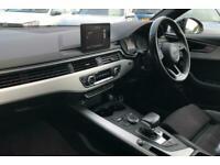 2017 Audi A4 2.0 TDI Ultra 190 S Line 5dr S Tronic Auto Estate Diesel Automatic