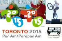 Joseph Brant Day - Pan Am / Para-pan Am Games Celebration!