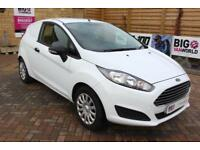 2015 FORD FIESTA BASE 1.5 TDCI 74 PANEL VAN DIESEL