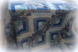 HANDMADE QUILTS.....MOST ARE VINTAGE