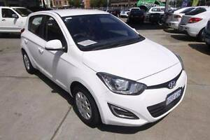 2012 Hyundai i20 Active 4 Door Manual Hatch Beaconsfield Fremantle Area Preview