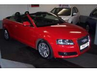Audi A3 Cabriolet 2.0TFSI 2009MY Sport *** RING TO SECURE TODAY ***