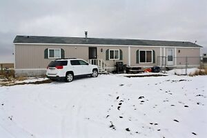 1995 SRI 16X76 Mobile Home to be moved.