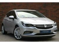 2019 Vauxhall Astra 1.6 CDTi BlueInjection Griffin (s/s) 5dr Hatchback Diesel Ma