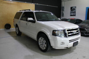 2011 Ford Expedition MAX Limited ONE OWNER CALL 905-270-0310