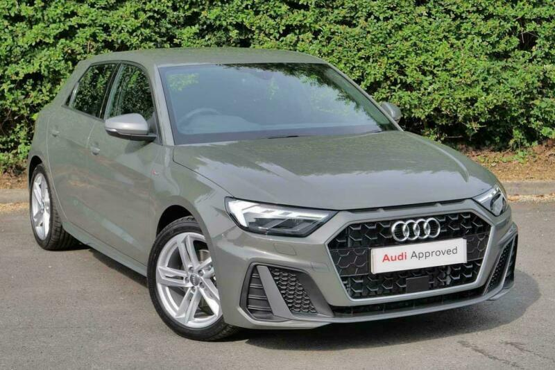 Audi A1 2019 35 Tfsi S Line 5dr Hatchback In Worcester Worcestershire Gumtree