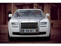 wedding car hire sheffield, prom cars, hotel transfer.
