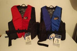 BRAND NEW Boat Canoe Life Jacket Comfort Fit Large X