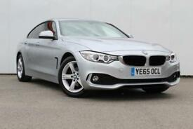 2015 BMW 4 SERIES 418d SE 5dr Auto [Business Media]
