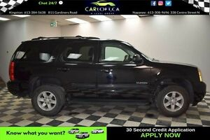 2013 GMC Yukon SLT 4X4 - SUNROOF**LEATHER**BLUETOOTH