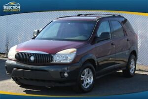 Buick Rendezvous 4dr AWD SUV 2004