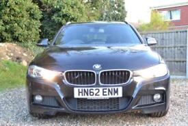 2012 BMW 3 SERIES 320D M SPORT TOURING AUTO ESTATE DIESEL