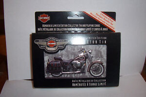 Harley Davidson playing cards- new in wrapper Prince George British Columbia image 1