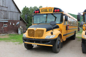 2011 IC SCHOOL BUS