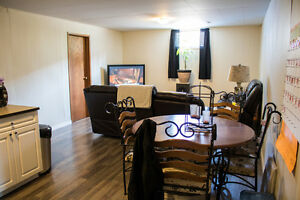 Spacious 2 Bed + Den / 1 Bath BSMT Suite w/ UTILITIES INCLUDED!