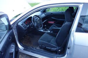 2003 Honda Civic Si Coupe (2 door) Peterborough Peterborough Area image 2