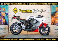 2016 16 HYOSUNG GT125 125CC 0% DEPOSIT FINANCE AVAILABLE