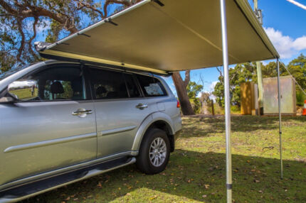 CampTRAX Car Awning - 2.5m x 2.5m ** LIMITED STOCK ** Greenwood Joondalup Area Preview