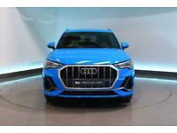 2020 Audi Q3 1.5 TFSI CoD 35 S line S Tronic (s/s) 5dr SUV Petrol Automatic