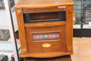 Portable Furnace by Arbaco ACW0035 Infrared Zone Heater