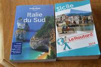 Guides voyage Italie du Sud Lonely Planet et Sicile 2014
