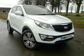 2014 64 Kia Sportage 2.0CRDi ( AWD ) KX-4 5 DOOR DIESEL MANUAL