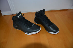 Souliers de basket Under Armour, négo