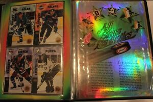 96-97 Kraft Hockey Collectors Book    (VIEW OTHER ADS) Kitchener / Waterloo Kitchener Area image 4