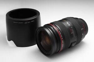 Canon 24-70 L V1 $950 OBO Regina Regina Area image 1