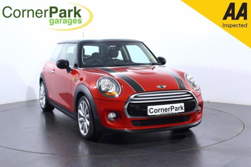2014 MINI HATCH COOPER HATCHBACK PETROL