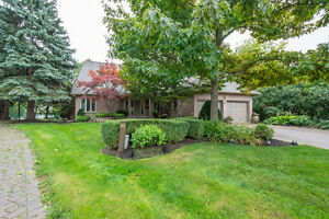 Executive home in west end Belleville