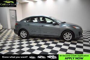 2012 Mazda Mazda3 GS-SKY- BLUETOOTH * HEATED SEATS * CRUISE