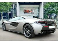 McLaren 570S V8 SSG Semi Auto Coupe Petrol Automatic