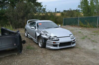 JDM 94 MK4 Toyota Supra Parting out.