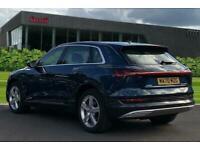 2020 Audi E-Tron Technik 50 quattro 230,00 kW Auto Estate Electric Automatic
