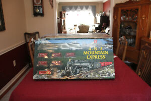 PC 4-8-2 Mountain Express Train Set #5 | Mint. Unopened