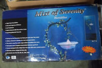 MISTER SERENITY HUMIDIFIER BEAUTIFUL DECORATIONS