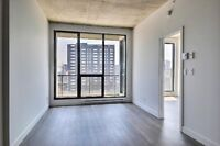 1,610$,Almost New,Place des art,1b+1ba+1parking,All Utilities