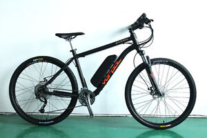VORPAL - Pulse 27.5 City Commuter Electric Bicycle @T4B eBikes