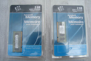 2 GB Notebook Memory
