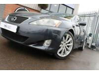 2006 06 LEXUS IS 2.5 250 SE 4D 204 BHP