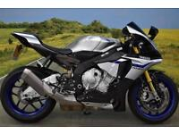 Yamaha R1M 2016 ** 2287 MILES, GPS DATA LOGGER, LAUNCH,TRACTION, MODES **