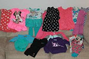 Lot of 2T Girls Clothing