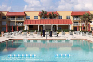 Condo for rent on the beach. Florida