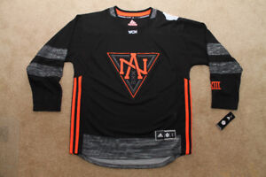 2016 World Cup of Hockey - Team North America Jersey Black