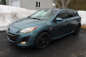 Mazda 3s Sport GS 2010 - Tech pack (Seulement 124,600km)