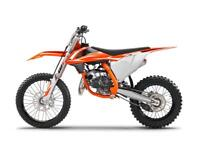 KTM 85 SX 2015 Small Wheel VAT Free deal - Extra £100 discount - Limited numbers