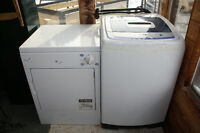 General Electric Portable Washer and Dryer
