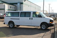 Well Maintained 2010 GMC Savana Cargo Van 2500 For Sale By Owner