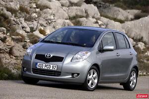 Toyota Yaris Ou Echo